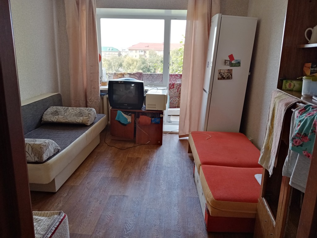 Объявление №11322663 - продажа комнаты в Омске, пр-кт. Мира 23А, 15 м². - MLSN.RU Омск