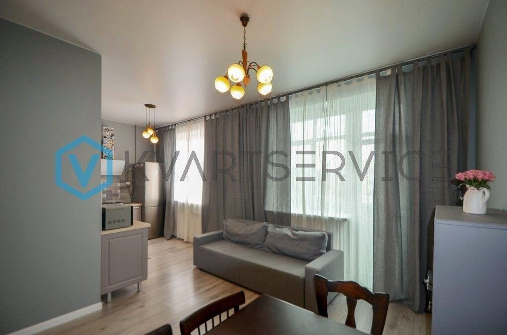 Объявление №11451364 - продажа 2-комнатной квартиры в Омске, ул. Масленникова 9, 55.6 м². - MLSN.RU Омск