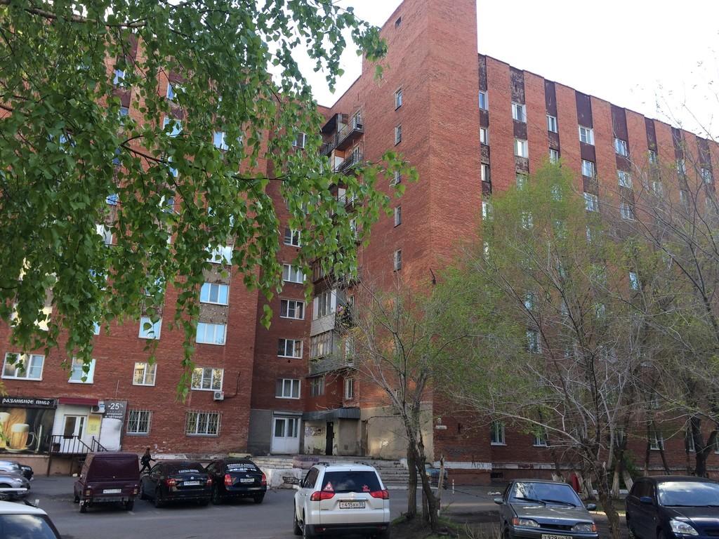 Дом по адресу г. Омск, ул. Свободы, 43