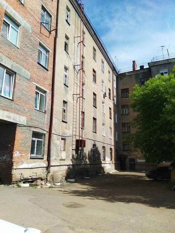 Объявление №11600586 - продажа комнаты в Омске, ул. Красный Путь 141, 15 м². - MLSN.RU Омск