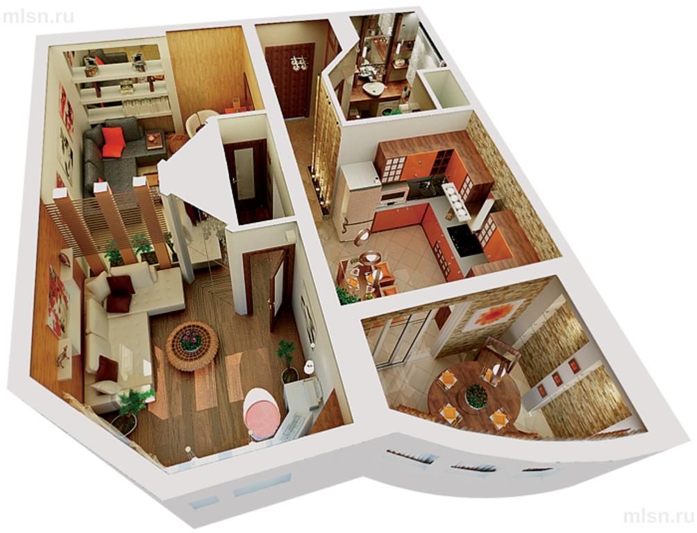 Продается 1-комнатная квартира, 52 м? продаем 1 комнатную кв.