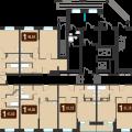 1-комнатная квартира, УЛ. 2-Я ОБСКАЯ, 154