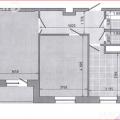 2-комнатная квартира, ПР-КТ. ПОБЕДЫ, 101