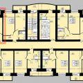 1-комнатная квартира,  УЛ. ЗАВЕРТЯЕВА, 2