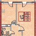 1-комнатная квартира, УЛ. СТЕПНАЯ, 111