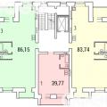 1-комнатная квартира, С. БОГОСЛОВКА, УЛ. М.ВРУБЕЛЯ, 2