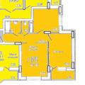 2-комнатная квартира, ПР-КТ. ЛЕНИНСКИЙ, 201
