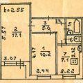 2-комнатная квартира, П. КЛЮЧИ, УЛ. БЕРЕЗОВАЯ, 15