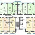 2-комнатная квартира, СЕМИЛУКИ, КУРСКАЯ 46