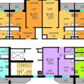 1-комнатная квартира, Сельская  2ф