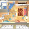 1-комнатная квартира,  УЛ. ТАЛАЛИХИНА, 22 К 1