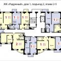 1-комнатная квартира, УЛ. СОКОЛОВСКАЯ, 1С3