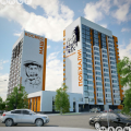 4-комнатная квартира, УЛ. ЭМИЛИИ АЛЕКСЕЕВОЙ, 10