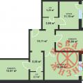 3-комнатная квартира, Красногвардейская, 3