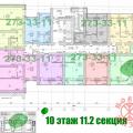 1-комнатная квартира, УЛ. 5 ЛИНИЯ (БАРБОШИНА ПОЛЯНА)
