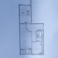 2-комнатная квартира,  ВСЕСВЯТСКАЯ , 21
