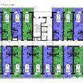 1-комнатная квартира,  Белые Росы, 24