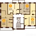 3-комнатная квартира, УЛ. И.МИШИНА, 4
