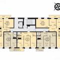 3-комнатная квартира,  УЛ. ПЕРЕСЕЛЕНЧЕСКАЯ, 100