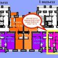 3-комнатная квартира, УЛ. КРАСНЫЙ ПУТЬ, 105 К7