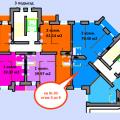 3-комнатная квартира,  УЛ. КРАСНЫЙ ПУТЬ, 105 К11