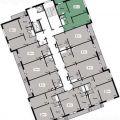 1-комнатная квартира,  Шахтеров, 71
