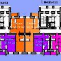 2-комнатная квартира,  УЛ. КРАСНЫЙ ПУТЬ, 105 К7