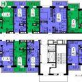 2-комнатная квартира,  Вильского, 1