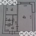1-комнатная квартира,  ПР-КТ. ПОБЕДЫ, 144А К2