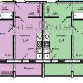 1-комнатная квартира, УЛ. КОСАРЕВА, 33