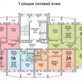 2-комнатная квартира, УЛ. КРАУЗЕ, 13