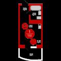 1-комнатная квартира, ТЮМЕНЬ, ИНТЕРНАЦИОНАЛЬНАЯ