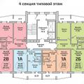 3-комнатная квартира, УЛ. КРАУЗЕ, 13СТР