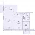 3-комнатная квартира, УЛ. КРАСНАЯ, 10Б