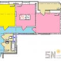 2-комнатная квартира, Нижняя Дуброва, 7
