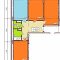 3-комнатная квартира, Нижняя Дуброва, 6