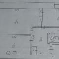 2-комнатная квартира, Г. КАЛАЧИНСК, УЛ. САДОВАЯ, 2Б