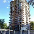 4-комнатная квартира, Локомотивная