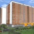 2-комнатная квартира, КАЛИНИНА