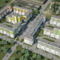3-комнатная квартира, Красавинская