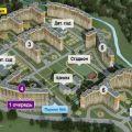 1-комнатная квартира, Мурино п Шоссе в Лаврики, 74к1