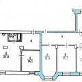 3-комнатная квартира,  УЛ. ГЕРЦЕНА, 42