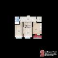 2-комнатная квартира, УФА, УЛ. КОММУНИСТИЧЕСКАЯ, 102