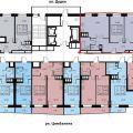 3-комнатная квартира, Цимбалина д. 25