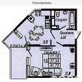1-комнатная квартира, УЛ. ГАРАЖНАЯ, 154