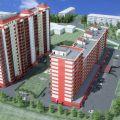 1-комнатная квартира, Ключевская, 90а