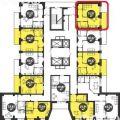 1-комнатная квартира, КЛЮЧЕВСКАЯ, 85