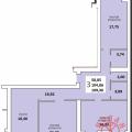 1-комнатная квартира, Революционная, 101Б