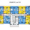 1-комнатная квартира,  ул. Александра Матросова, 30п ст2