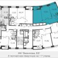 2-комнатная квартира, Вавилова